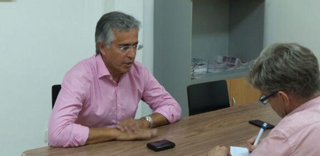 Rogelio Araujo, diputado del PP en el Congreso
