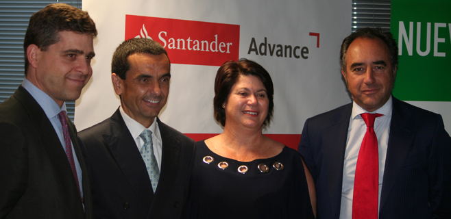Santander financiará PYMES con 250 millones
