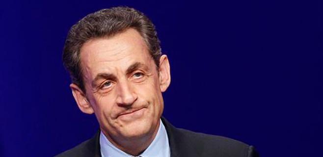 Sarkozy, detenido