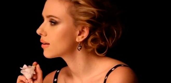 Scarlett Johansson vuelve a ser Marilyn Monroe