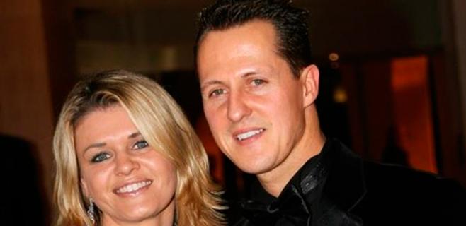La mujer de Schumacher pone en venta el jet familiar