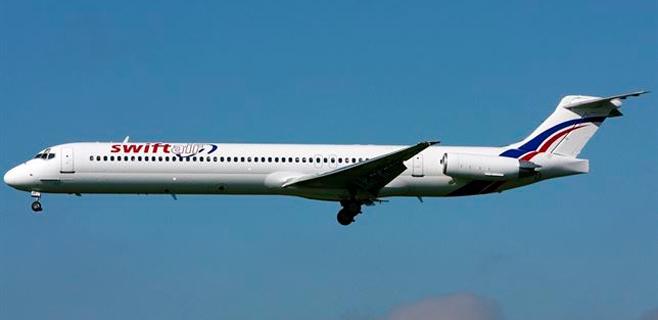 Swiftair confirma que no hay supervivientes en el avión siniestrado