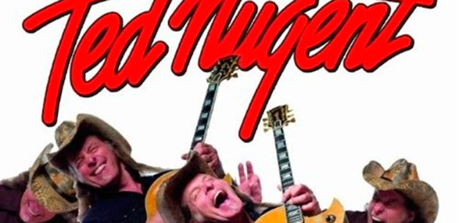 Vuelve Ted Nugent