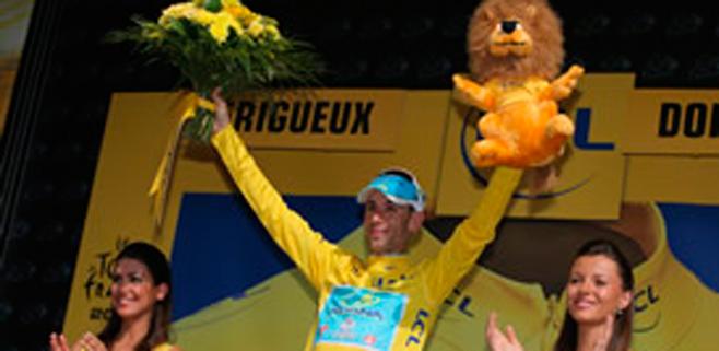 Nibali gana el Tour y Kittel en los Campos Elíseos
