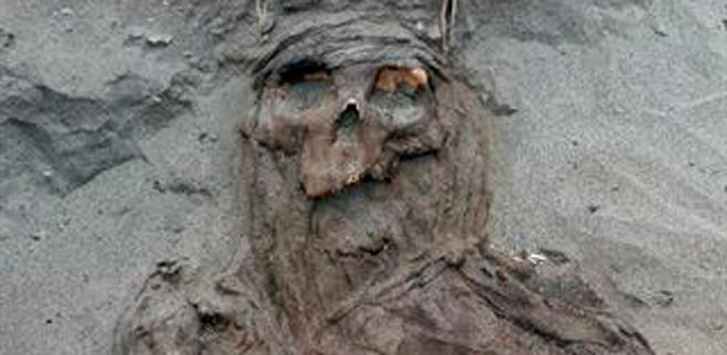 Descubiertas 150 tumbas de una cultura desconocida
