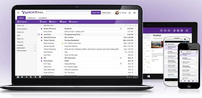 Yahoo vuelve a funcionar a medias tras 24 horas caído