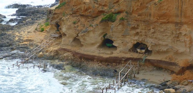 Un joven fallece al caer de un acantilado en Formentera