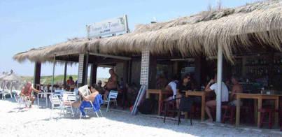 Casi la mitad de las playas españolas tiene chiringuito