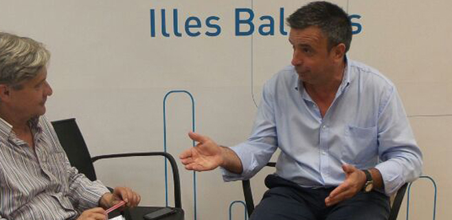 Miquel Vidal, secretario general del PP