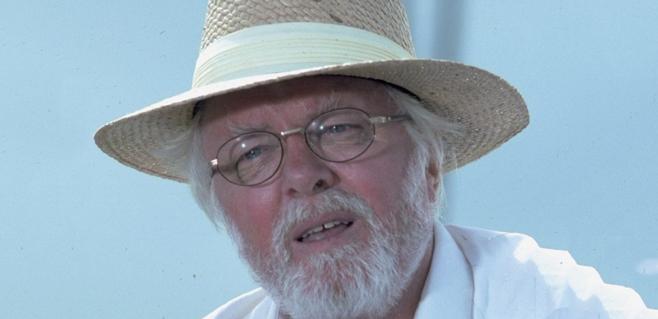 Fallece al actor Richard Attenborough