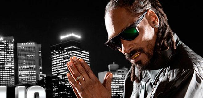 Snoop Dogg pinchará en BCM el martes