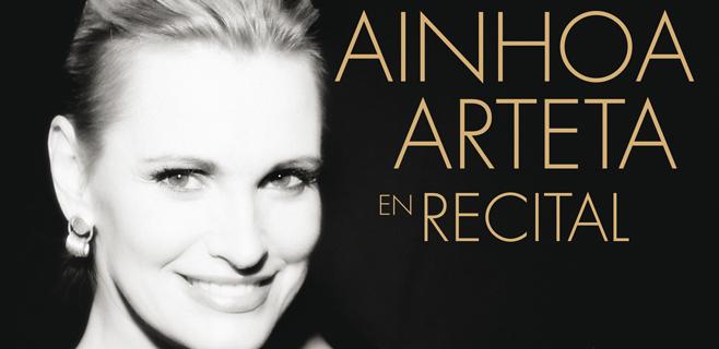 Ainhoa Arteta, en concierto en la Torre de Canyamel