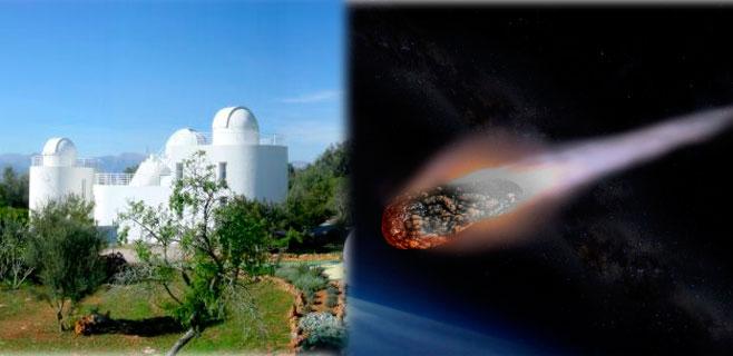 El Observatori Astronòmic descubre 2 asteroides potencialmente peligrosos