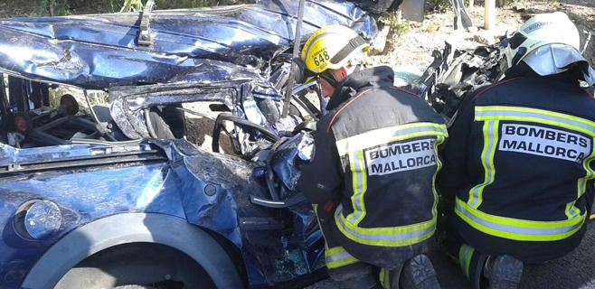 El número de fallecidos en accidente de tráfico se dispara un 12% en Balears