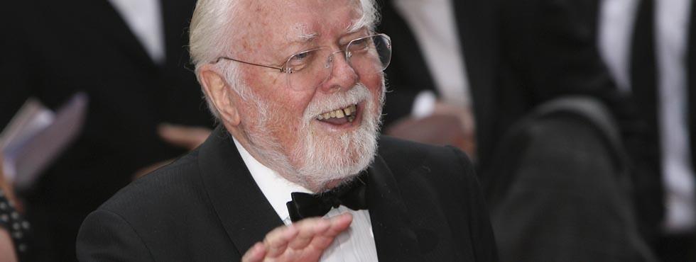 Fallece el actor y director británico Richard Attenborough