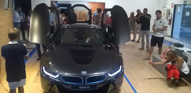 El BMW i8 ya está en Palma