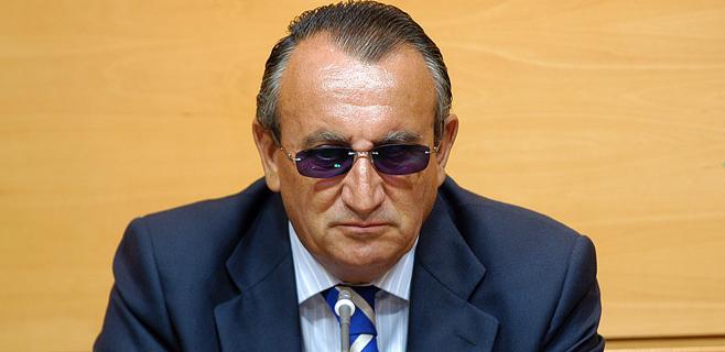 La Audiencia le da 5 días a Fabra para entrar en prisión