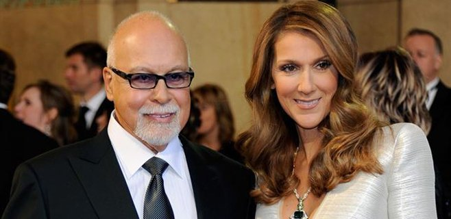 Celine Dion deja la música para cuidar a su marido