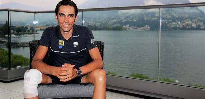 Contador correrá finalmente La Vuelta