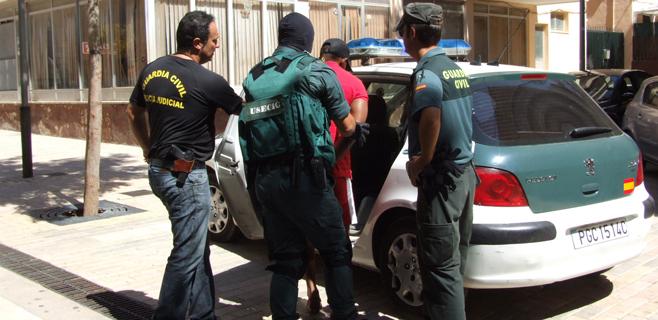 Desmantelada una banda que vendía cocaína en el Llevant de Mallorca