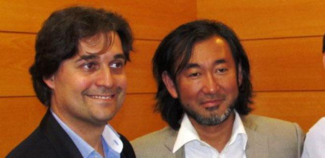 Pablo Mielgo y Joji Hattori son los nuevos codirectores de la Simfònica