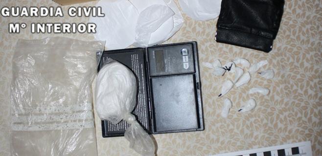 Detenido un hombre en Santanyí por agresión sexual y tráfico de drogas