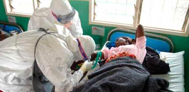La OMS declara el brote de ébola