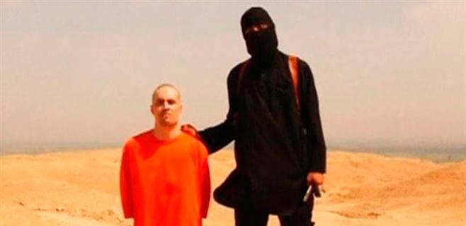 Identificado el ejecutor del periodista James Foley