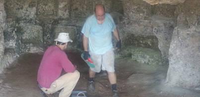 Comienzan las excavaciones en la Cova del Molí den Gaspar