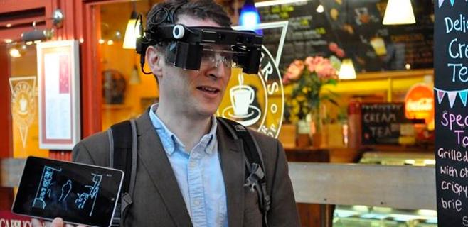 'Gafas de Star Trek' para personas con visión limitada