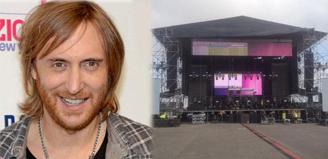 FACUA denuncia a Guetta y XRL por no reintegrar el dinero del concierto