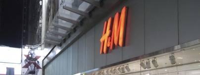 H & M a tan solo un clic
