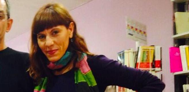 Laura Camargo (Podem) da el discurso de Santa Ponça invitada por Més
