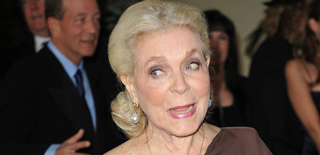 Muere la actriz Lauren Bacall
