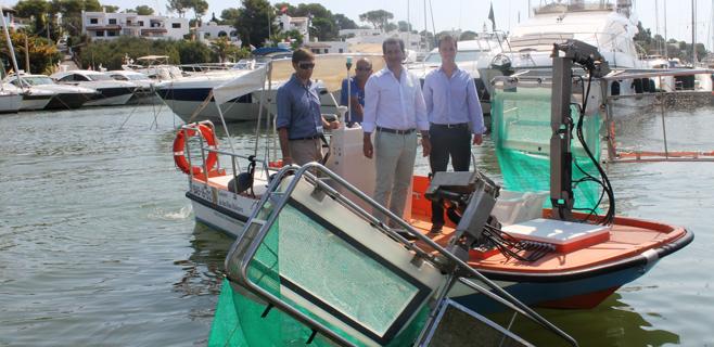 El Govern destina 1,1 millones a la limpieza de playas y calas de Balears