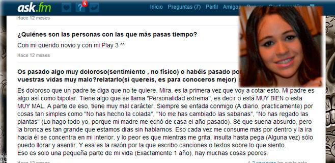 La Guardia Civil estudia declaraciones de Malén Ortiz acerca de su padre