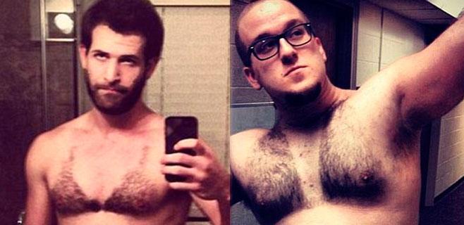 La última moda entre hombres: el mankini