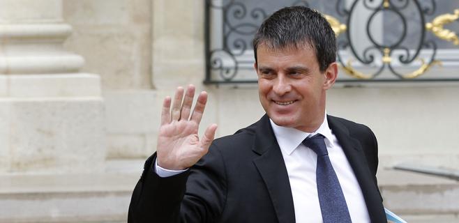 Manuel Valls anuncia la dimisión en bloque del gobierno francés