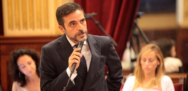 El conseller Marí explicará el martes el límite de gasto del Govern para 2015