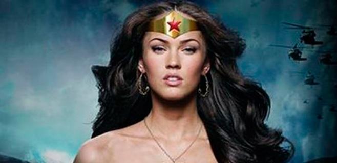 Megan Fox podría ser la próxima Mujer Maravilla