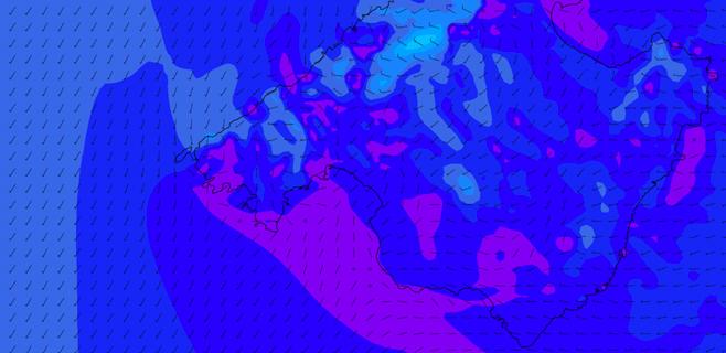 MeteoClim ofrece predicciones para la náutica
