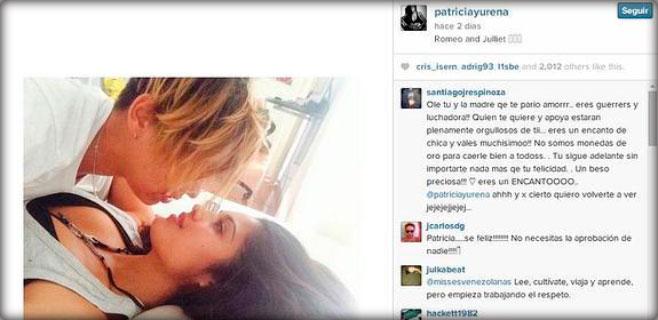 Miss España es lesbiana
