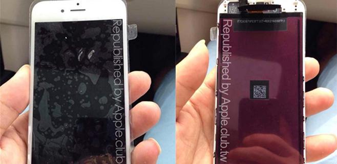 Filtradas las imágenes del iPhone 6 acabado