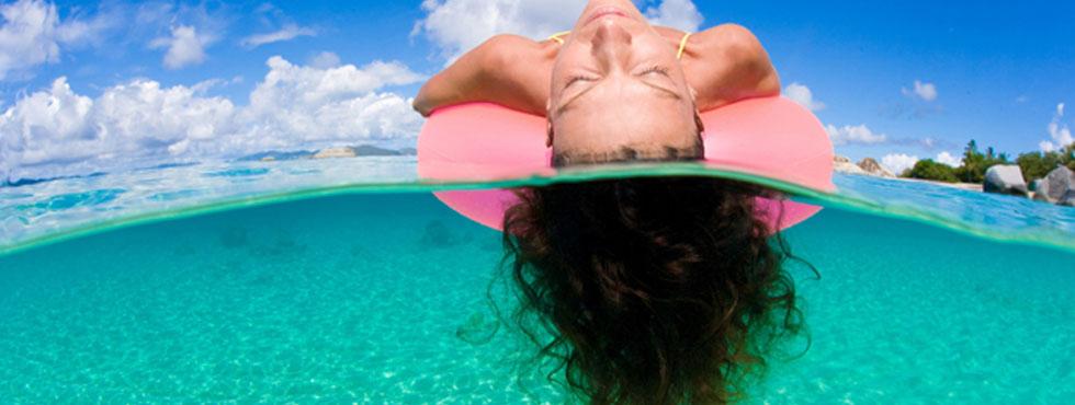 Cuida tus oídos en vacaciones
