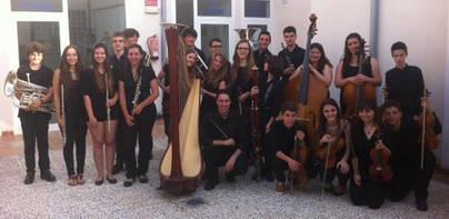 La Orquestra Simfònica de Marratxí abre las 'Nits d'estiu'