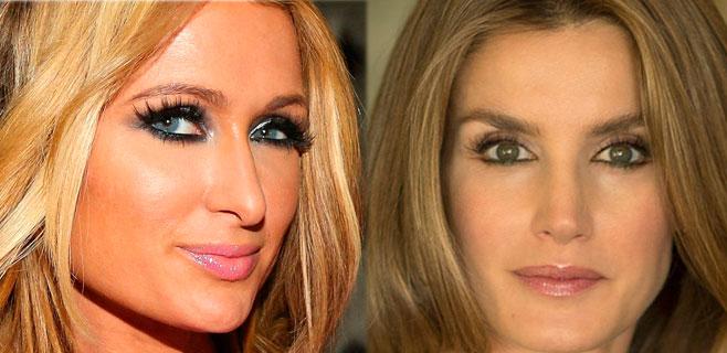 Paris Hilton cree que la Reina Letizia es la más elegante