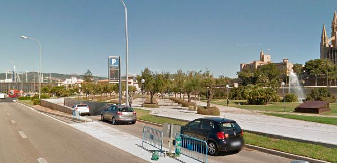 Cort gana 1,2 millones de euros con los aparcamientos en lo que va de año