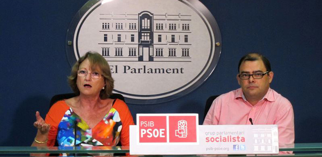 El PSIB pide considerar a la Assemblea de Docents como un interlocutor válido