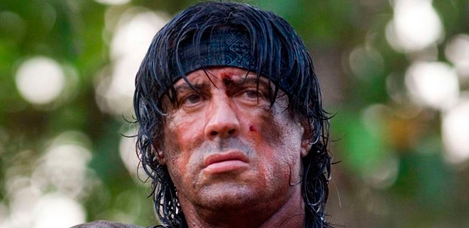 Sylvester Stallone ya se entrena para