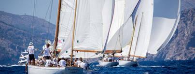 La Silver Bollard Regata suelta amarras en Port Adriano